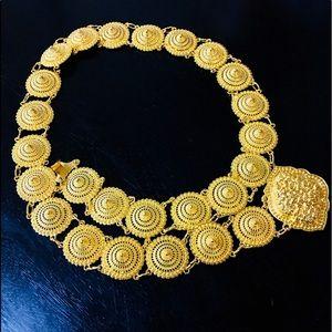 Golden Beautiful Belt 💋